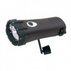 PowerPlus Shark Submersible High Power Wind Up LED Torch