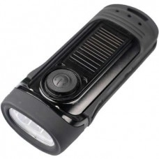 PowerPlus Barracuda Waterproof Dynamo/Solar Torch