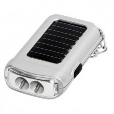 PowerPlus Stingray Solar Powered 2 LED Torch